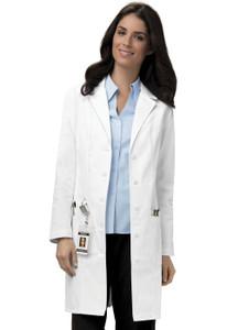 "(2319) Cherokee Professionals White 36"" Lab Coat"
