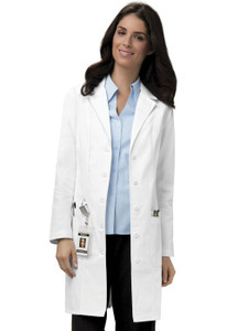 "(2319) Cherokee Professionals White 36"" Lab Coat"