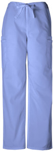 (4000) Cherokee Workwear Originals Mens Drawstring Cargo Pant