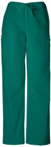(4000S) Cherokee Workwear Originals Mens Drawstring Cargo Pant (Short)
