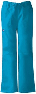 (4020) Cherokee Workwear Scrubs Originals Low Rise Drawstring Cargo Pant