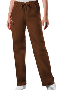 (4100S) Cherokee Workwear Scrubs Originals Unisex Drawstring Cargo Pant (Short)
