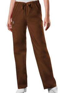 (4100S) Cherokee Workwear Scrubs Originals Unisex Drawstring Cargo Pant (Short)