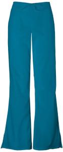 (4101T) Cherokee Workwear Scrubs Originals Natural Rise Flare Leg Drawstring Pant (Tall)