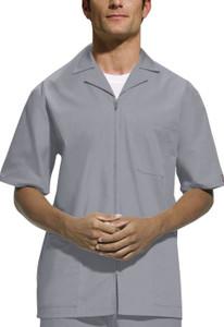 (4300) Cherokee Workwear Scrubs Originals Mens Zip Front Jacket