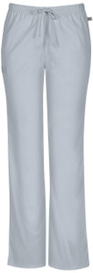 (44101AP) Cherokee Workwear Scrubs WW Flex - Mid Rise Moderate Flare Drawstring Pant (Petite)