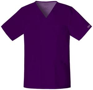 (4725) Cherokee Workwear Scrubs Core Stretch Unisex V-Neck Top
