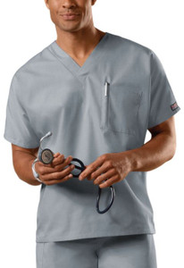 (4777) Cherokee Workwear Scrubs Originals - Unisex V-Neck Tunic