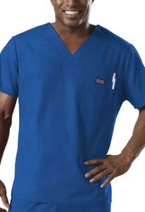 (4789) Cherokee Workwear Scrubs Originals - Mens V-Neck Top