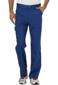 (WW140T) Cherokee Workwear Revolution Scrubs - WW140 Mens Fly Front Pant (Tall)