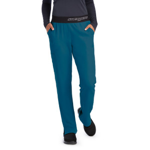 (SK202T) Skechers Vitality 3 Pocket Logo Waist Scrub Pant (Tall)