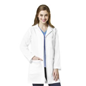 (7008) WonderWink WonderLAB Women's Fashion Lab Coat