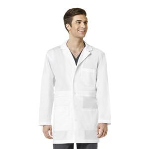 (702) WonderWink Seven Flex Mens Basic Lab Coat