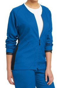 (8213) WonderWink WonderTECH Women's Warm Up Style Jacket