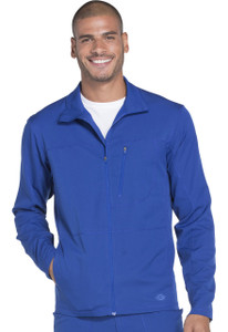 (DK310) Dickies Line It Up Men's Zip Front Warm-up Jacket