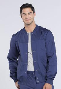 (WW330) Cherokee Workwear Originals Core Stretch Men's Warm-Up Jacket