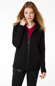 182a07679d6 (441) Koi Lite Freedom Track Style Unisex Fleece Scrub Jacket