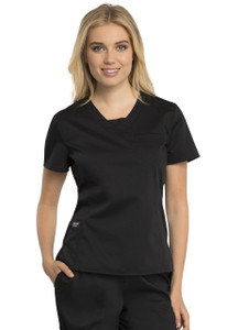 (WW735) Cherokee Workwear Revolution V-Neck Scrub Top