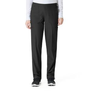(C52106P) Carhartt Liberty Flat Front Straight Leg Scrub Pant (Petite)