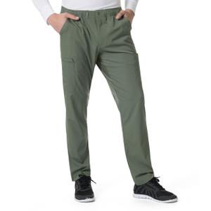 (C55106) Carhartt Liberty Men's Slim Fit Straight Leg Scrub Pant