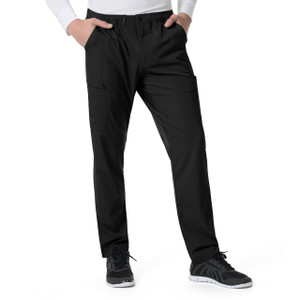 (C55106S) Carhartt Liberty Men's Slim Fit Straight Leg Scrub Pant (Short)