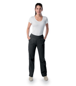 (2043) Landau Proflex Modern Yoga Scrub Pant
