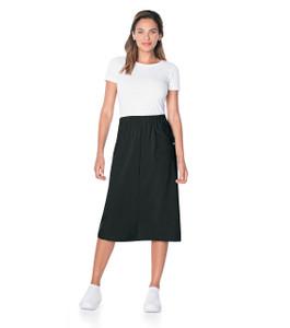 (2227) Landau ProFlex A-line Skirt