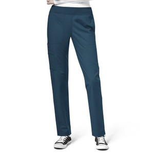 (5808) WonderFLEX Scrubs Women's Tailored Cargo Pant