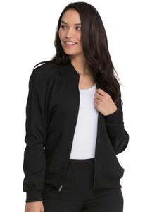 (DK365) Dickies Balance Zip Front Jacket