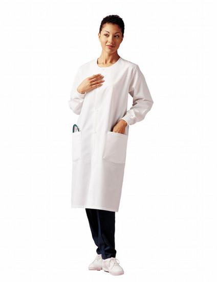 (3178) Landau Lab Coats - Cover Coat