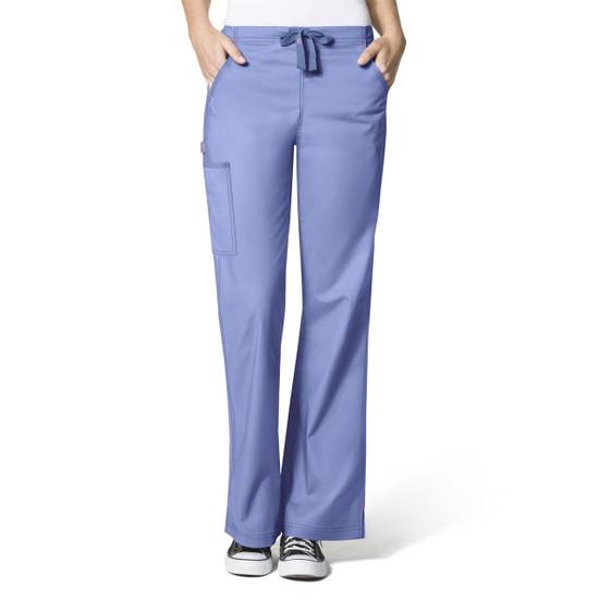 (5308T) WonderFLEX Scrubs - Grace Flare Leg Pant (Tall)