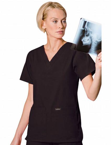 (8219) Landau Scrubs - Women's V-Neck Tunic