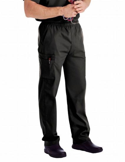 (8555) Landau for Men Scrubs - Men's Cargo Pant