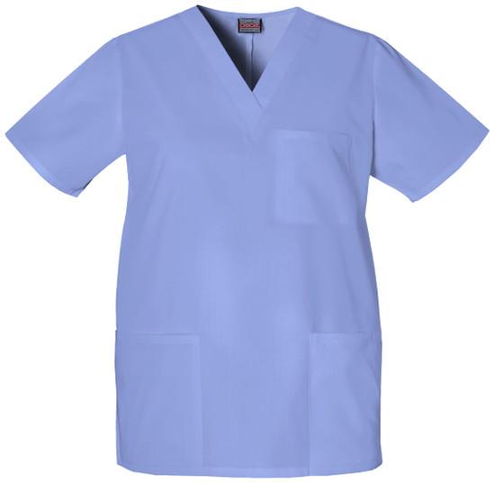 (4876) Cherokee Workwear Scrubs Originals Unisex V-Neck Top