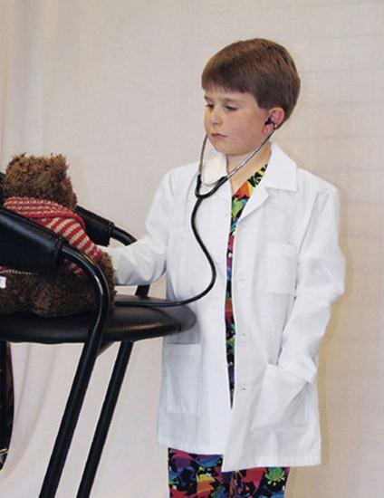 (7003) Landau Lab Coats - Child Size Lab Coat