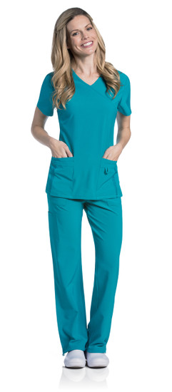 (9046) Urbane Performance Quick Cool Scrubs - Quick Cool Crossover