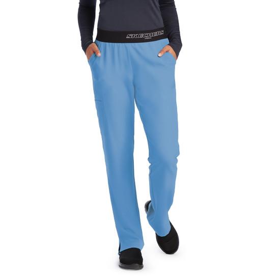 (SK202) Skechers Vitality 3 Pocket Logo Waist Scrub Pant