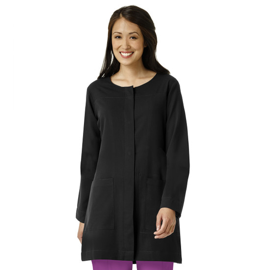 (V7009) Vera Bradley Halo Rita Consultation Lab Coat