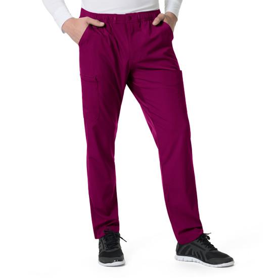 (C55106T) Carhartt Liberty Men's Slim Fit Straight Leg Scrub Pant (Tall)
