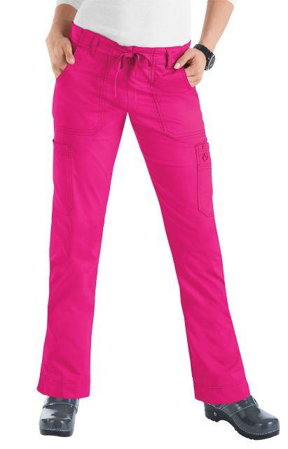 2ce67f0a2ec 710P) Koi Stretch Lindsey Cargo Scrub Pant - (Petite) | Jen's Scrubs