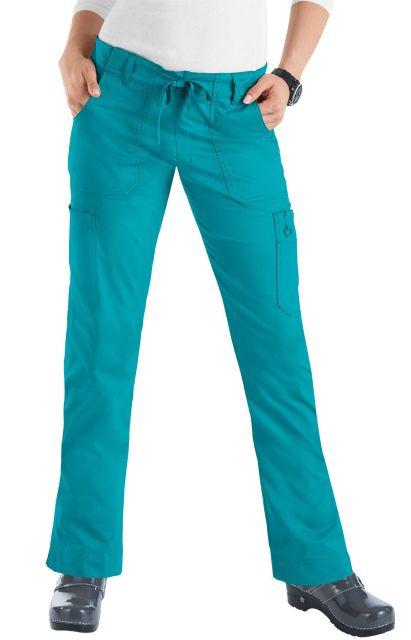 8da66d16261 710T) Koi Stretch Lindsey Cargo Scrub Pant - (Tall) | Jen's Scrubs