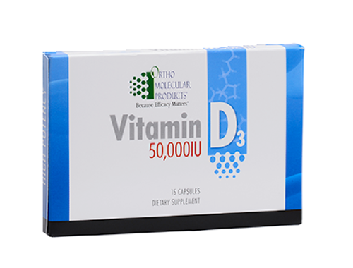 Vitamin D3 50,000 IU Blister Pack