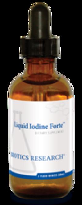 Liquid Iodine Forte