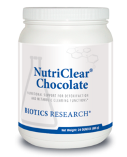 NutriClear Chocolate