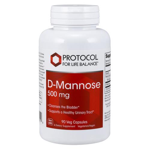 D-Mannose 500mg