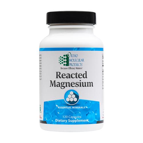 Reacted Magnesium Capsules