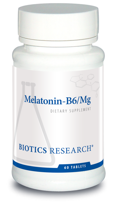 Melatonin-B6/Mg