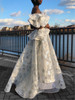 Evelyn Bridal Gown Full Look