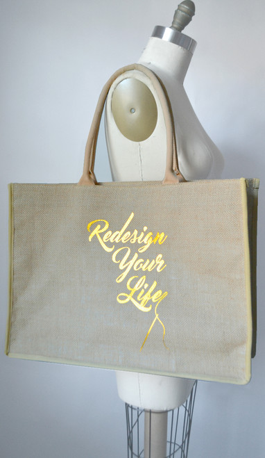 Redesign Your Life Tote (TO BE ANNOUNCED)