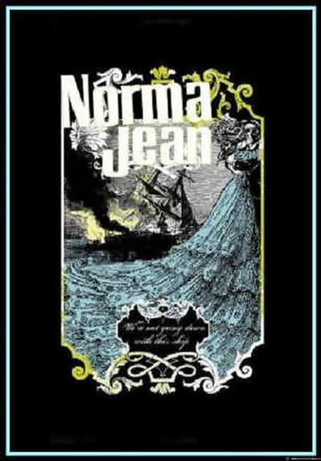 Norma Jean Poster Flag Ship Logo Tapestry